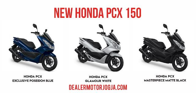 Harga Promo Cash - Kredit All New PCX 150 Jogja