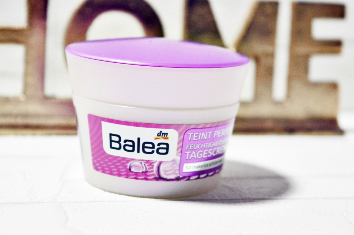 Balea Teint Perfection Day Creme Details Product
