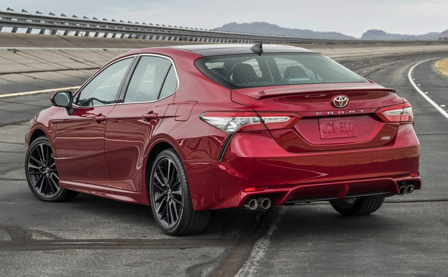 2018 Toyota Camry Redesign, Interior, Se, Le, Xle