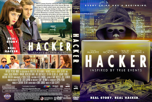 Hacker DVD Cover