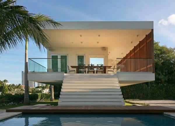 Renovando a decoraci n casas com arquitetura moderna for Casa moderna l
