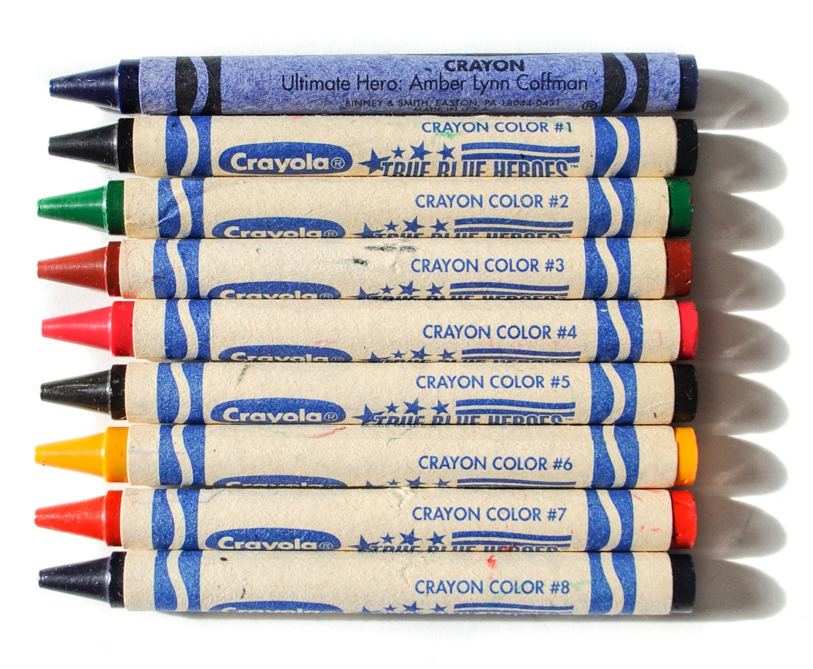 essays on crayola crayons I guess the folks at crayola finally wised up good for them for readers of this blog who don't know the book, trey is a boy on the spectrum he enjoys drawing, especially with his crayons at one point, trey muses, accurately: there used to be a color called flesh, but in 1962 — the same year that wilt.