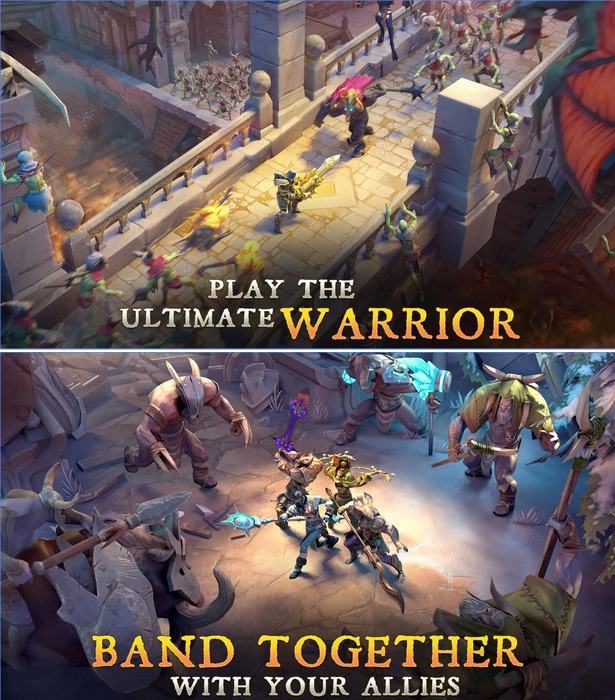 Dungeon Hunter 5 MOD APK Anti-Ban