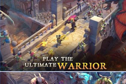 Game mod ringan : Dungeon Hunter 5 APK Offline Unlimited Gems 5.0.0q