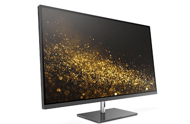 màn hình 4K HP ENVY 27 chính thức ra mắt, trang bị cổng USB-C