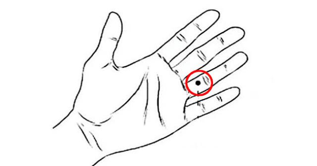 """Trên bàn tay có 1 điểm nếu bạn chịu khó ấn vào hằng ngày thì hiệu quả vô cùng """"kỳ diệu"""""""