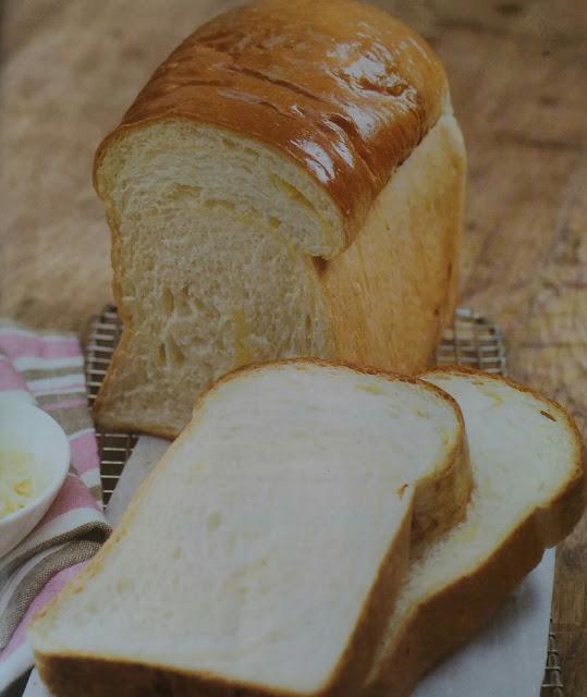 Resep Roti Tawar Keju Susu
