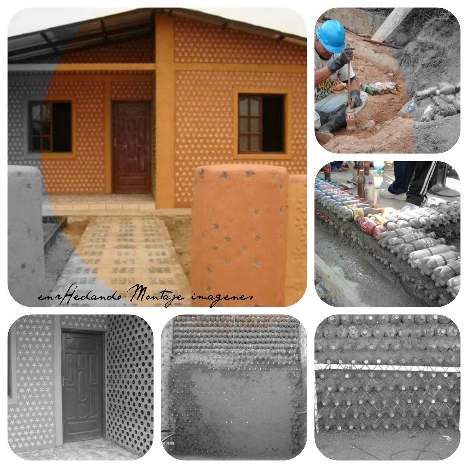 Enrhedando manualidades for Hacer casas