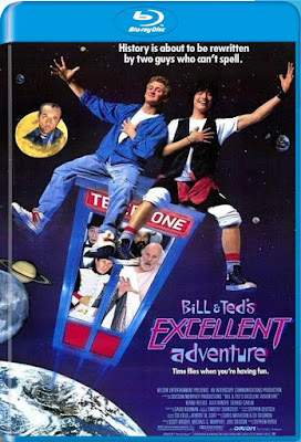 Bill & Ted's Excellent Adventure 1989 BD25 Latino