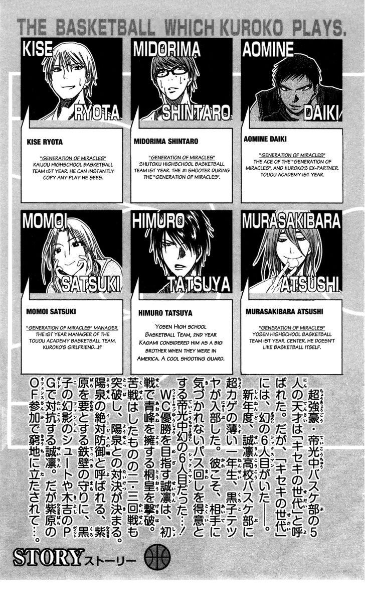 Kuroko No Basket chap 163 trang 3