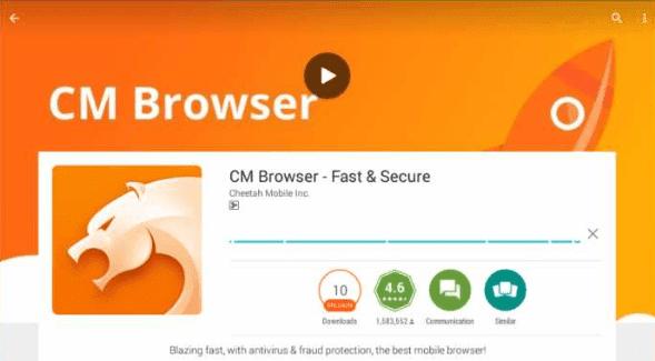10 Aplikasi Browser Android Terbaik dan Tercepat
