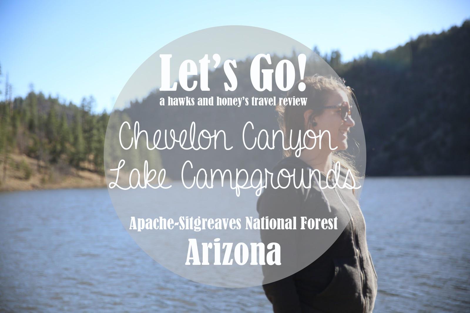 202ea43eab57c Hawks and honey: Let's Go! {Chevelon Canyon Lake + Campgrounds}