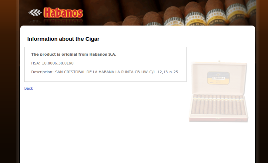 Thierry et ses cigares bo te officielle ou pas il - Code promo la boutique officielle frais de port ...