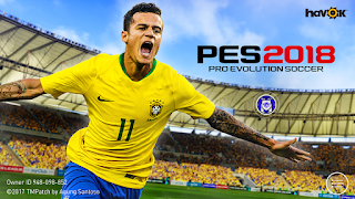 PES 2018 Mobile 2.3.2 Menu Mod Android World Cup Patch