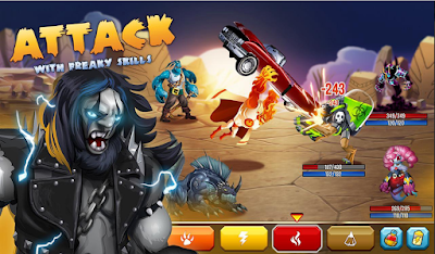 Download Game Monster Legends RPG APK Terbaru