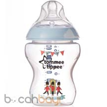 Tommee Tippee Royal Prince, Botol ASI Tomtip, Tommee Tippee Edisi Khusus