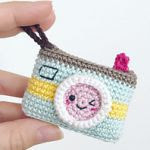 http://www.ravelry.com/patterns/library/kawaii-camera-keychain