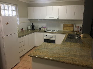 Full size and Equipped Kitchen