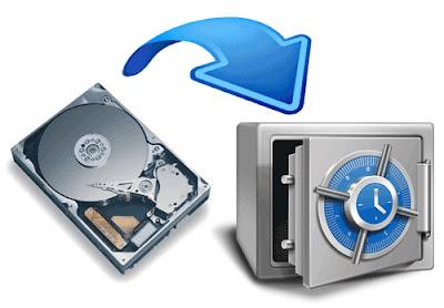 secure backup system