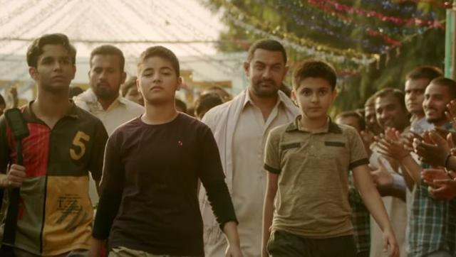 बच्चों के साथ लॉन्च करेंगे 'दंगल' का गाना - आमिर खान