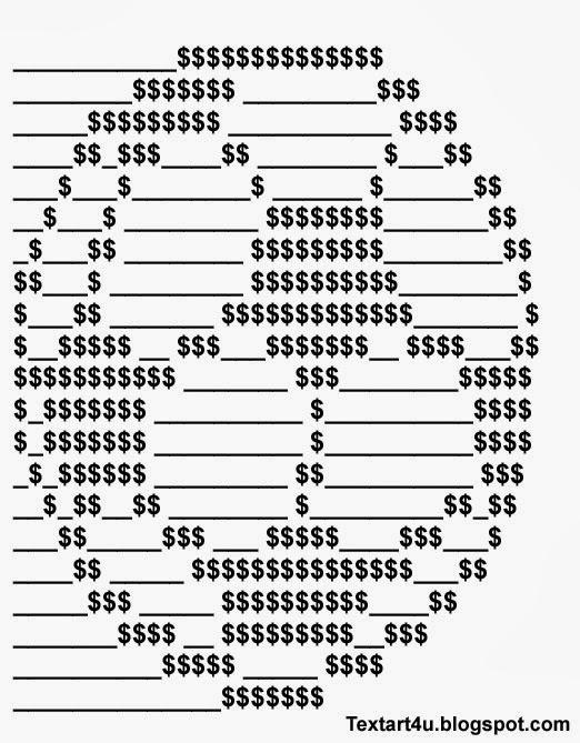 Unicode Art : unicode, Football, Paste, ASCII, Unicode