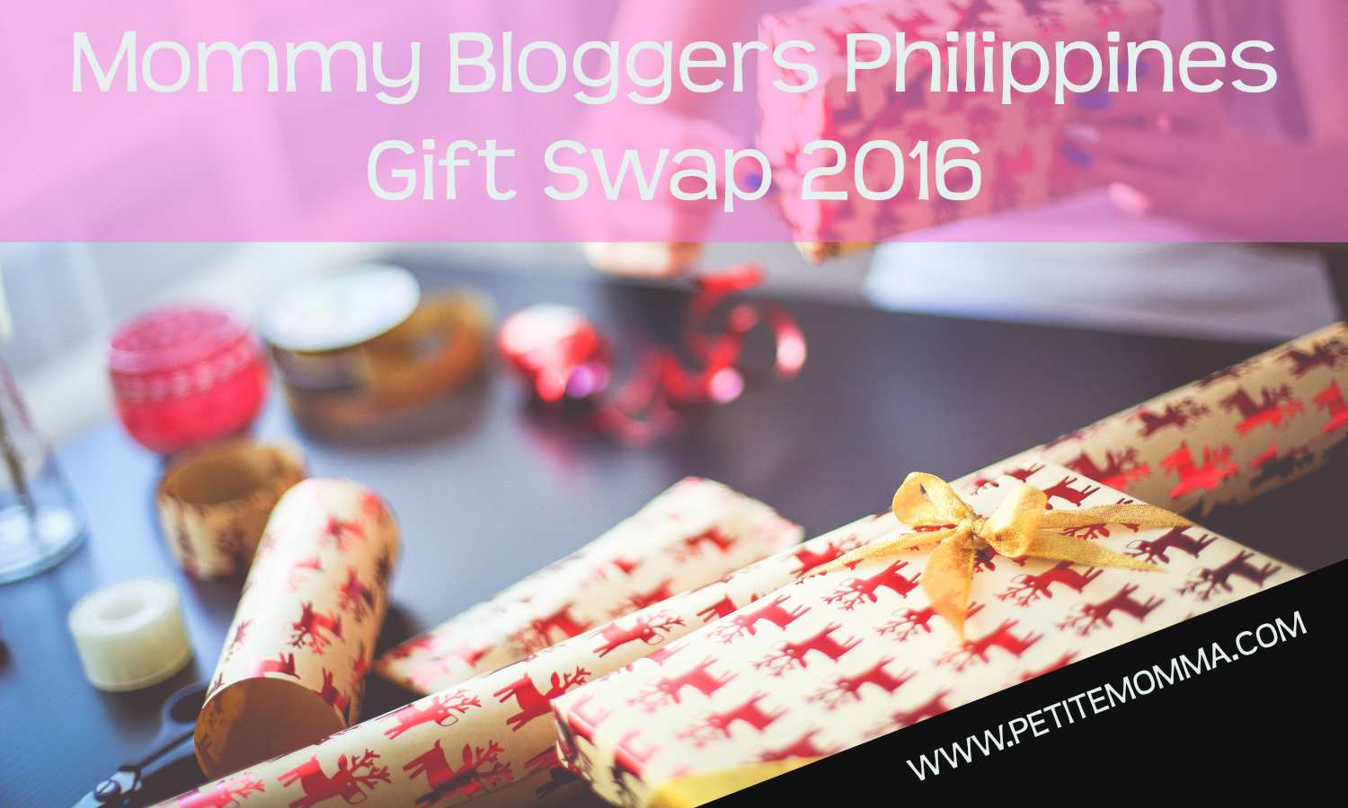 Mommy Bloggers Philippines Christmas Gift Swap 2016