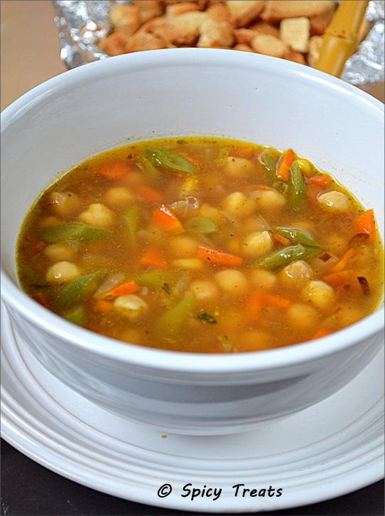 Her Soup Kitchen Menu