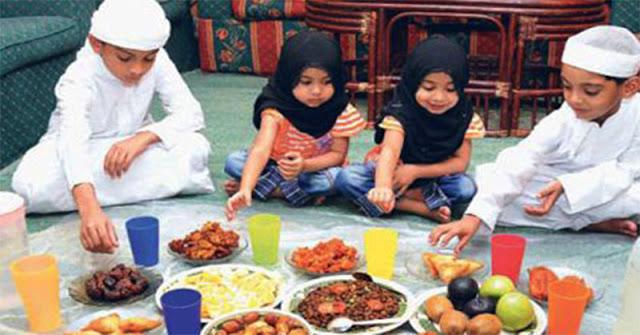 Makanan Sahur Puasa Yang Sehat Untuk Anak  Ramadhan