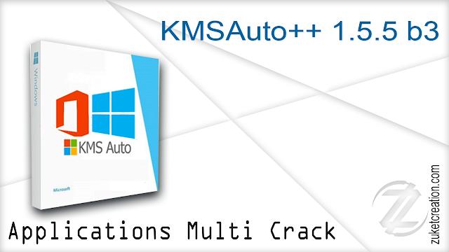 KMSAuto++ 1.5.5 b3
