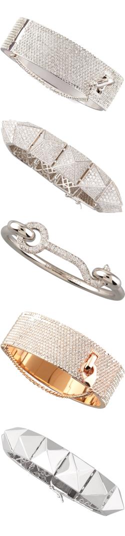 Eddie Borgo Assorted Bracelets