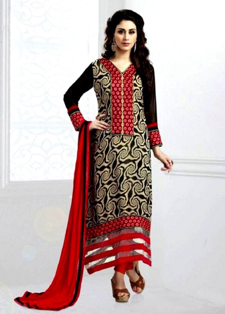 5036dc96d1 Pakistani New SpringSummer Shalwar Kameez Designs 2015 16 For