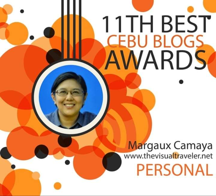 Best Cebu Blog Awards 2018