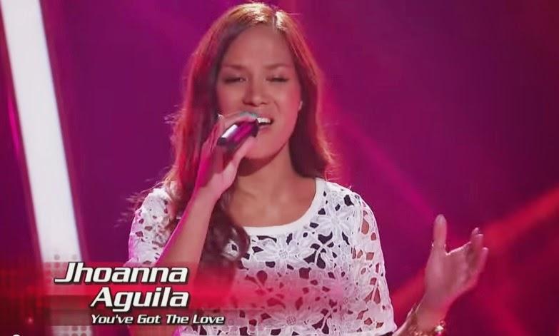 Watch The Filipino Contestant in The Voice Australia 2014