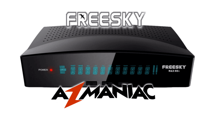 Freesky Max HD+ Plus