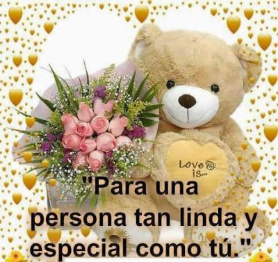 Bonitas Peluches Con Frases De Amor Para Whatsapp Y Facebook
