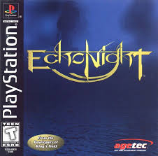 echo night - PS1 - ISOs Download