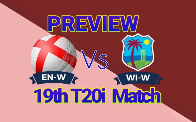 EN-W vs WI-W 19th T20i Match Dream11 Team Prediction