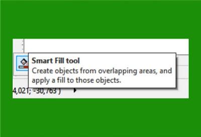 Smart Fill Tool Function