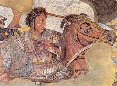 ΣΑΝ ΣΗΜΕΡΑ ΓΕΝΝΗΘΗΚΕ Ο Αλέξανδρος ο Μέγας 356 π.Χ. – 323 π.Χ.