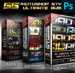 ltimate Photoshop Styles