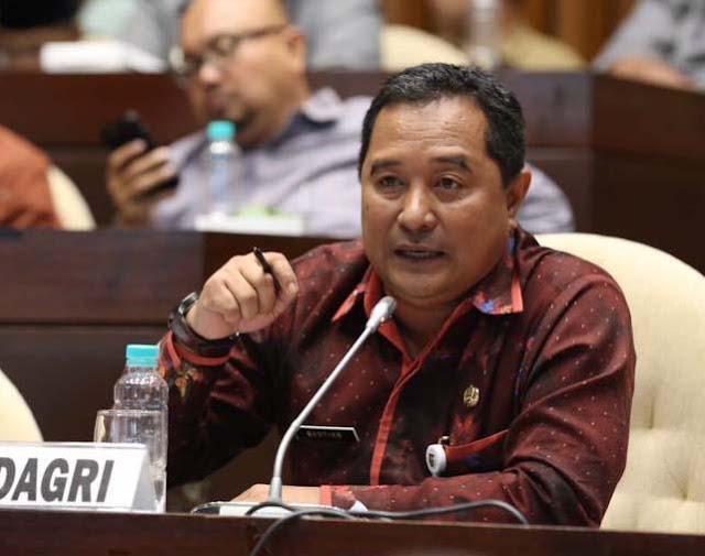 Kapuspen Kemendagri: Usulan Provinsi Tapanuli Tetap Tercatat di Kemendagri