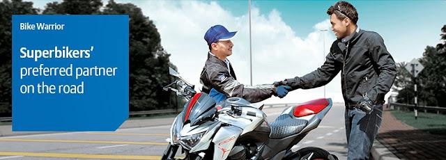 Image result for allianz bike warrior