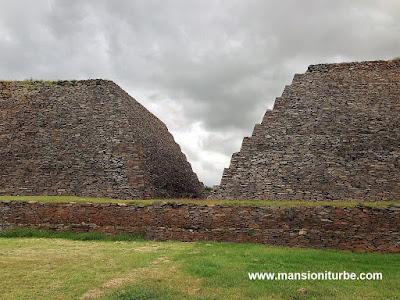 Zona Arqueológica de Ihuatzio, Michoacán