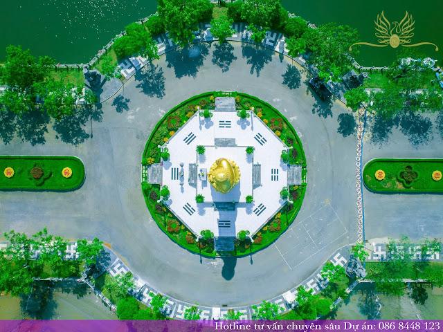 ho dieu hoa khu sinh thai phung - the phoenix garden