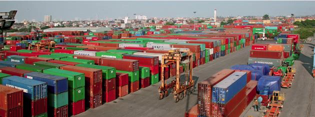 Công ty cổ phần Tập đoàn Container Việt Nam