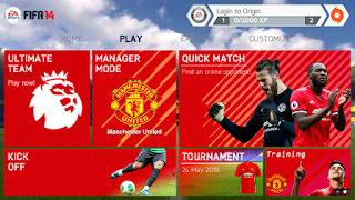 FIFA 14 MOD FIFA 18 Android Offline 1.4 GB with Commentary