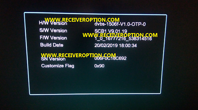 STAR TRACK-i SR150 BEYOND HD RECEIVER POWERVU KEY NEW SOFTWARE