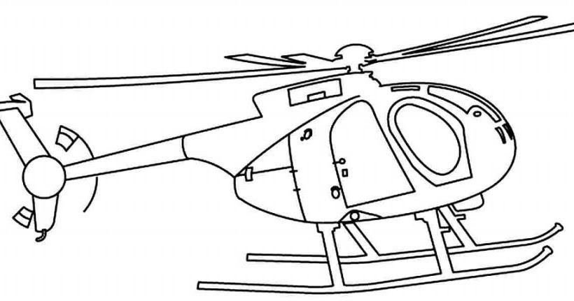 Gambar Mewarnai Helikopter Terbaru Gambarcoloring