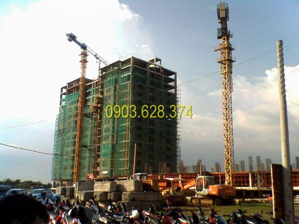 Hình ảnh thực tế dự án Căn hộ resort ven sông 4S2 Riverside Linh Đông