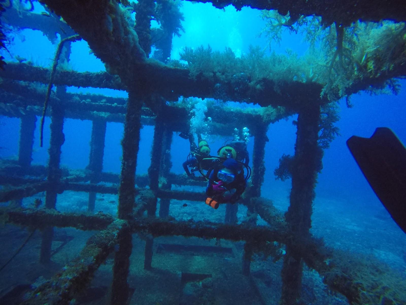綠島鋼鐵礁